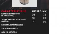 MG3623 - Nuovo Filtro Clean