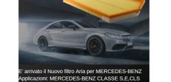 MA3476 Filtro Aria Mercedes Classe S  /  E  /  CLS