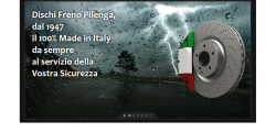 Pilenga - 100% Made in Italy