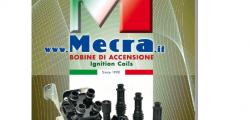 Mecra - Nuovo Catalogo Bobine Accensione