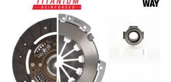 OP - Kit Frizioni Titanium